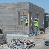 Building Contractors Working