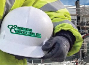 Corsentino Construction Hardhat