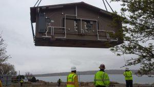 Lake Pueblo Construction