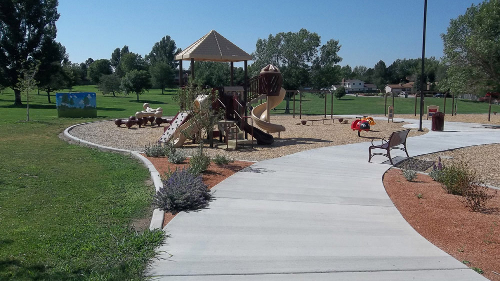 university park playground